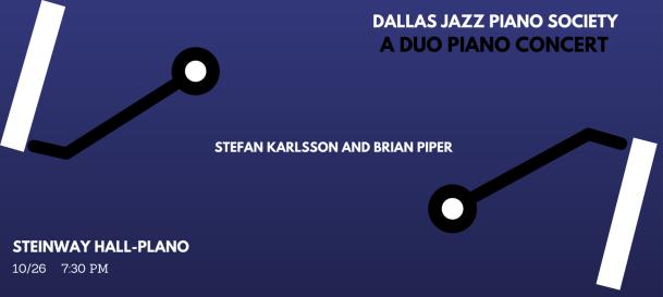 Duo Piano Concert 10-26-17