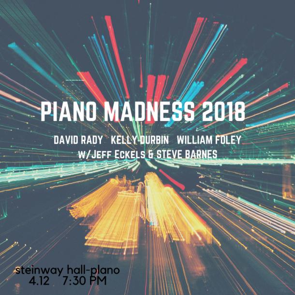 Piano Madness 2018- IG